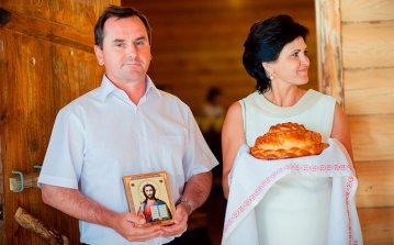 Подарок от крестной мамы на свадьбу