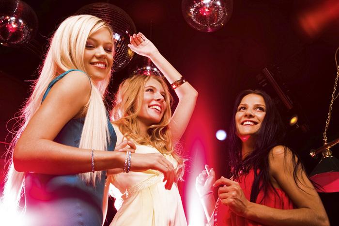 Девишник в ночном клубе фото 108-877