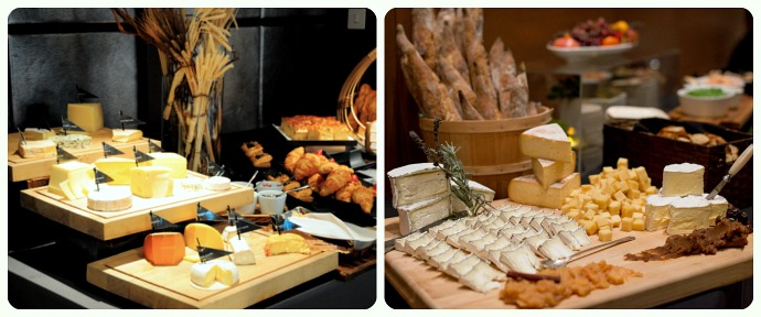 Сырные столы на свадьбу 33