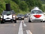 Как украсить свадебный автомобиль?