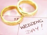 Свадебные приметы: в каком месяце проводить церемонию?