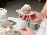 Свадебный торт: каким он был раньше