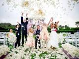 Как организовать детей в послушную компанию на свадьбе