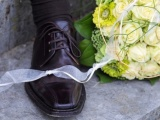 Мужские свадебные туфли: выбираем самую комфортную модель