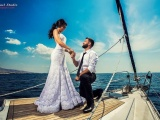 Немного о свадьбе на яхте