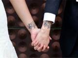 6 идей для парной татуировки для молодоженов