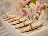 Правила составления свадебного меню