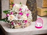 Свадьба утопающая в цветах