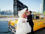Такси на свадьбе – это шикарно и удобно