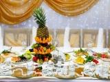 Тонкости свадебного меню