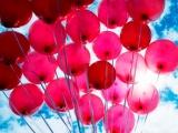 Украшаем шариками праздник выписки из роддома