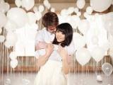 Украшение свадебной церемонии: воздушные шары